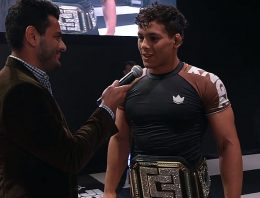 Mica Galvão Subs Combs, Rocha And Marinho For Third Coast Middleweight Title