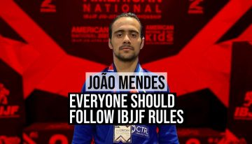 Atos' João Mendes Discusses His Recent No-Gi Debut, BJJ's Messy Rulesets And His Future In The Sport