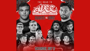 Superb Road To ADCC Card Promisses To Deliver Action Packed Matches In Jiu-Jitsu's Toughest Ruleset
