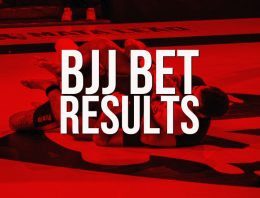 BJJ Bet Results, Lucas Hulk Smashes 88KG Division, Meregali Gets First Win in 20 Months