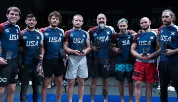 Clean Sweep For Team USA At Polaris Squads 3