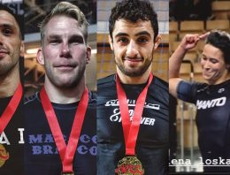 ADCC EU Trials Results, Taza, Williams, Oflanagan And More Make The Cut In Epic Event