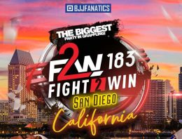 F2W 183 Solid Performances By Pinheiro, Cueto, Andrew, Hinger, And More In Action Packed Event