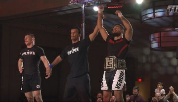 Renato Canuto, Flying Ambar And Beautiful Grappling Win 3CG Middleweight Tournament