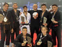 Manaus Teenagers Take Over Black Belt Division At Rio de Janeiros AJP Grand Slam