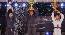 Guthierry Barbosa Takes 4th Copa Podio GP Title!