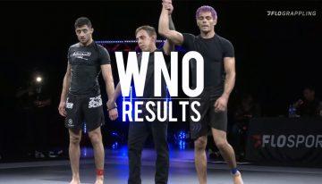 WNO 10 Results, Levi Jones Upsets Taza, Ffion Wrestles Tata, Musumeci Leglocks And More